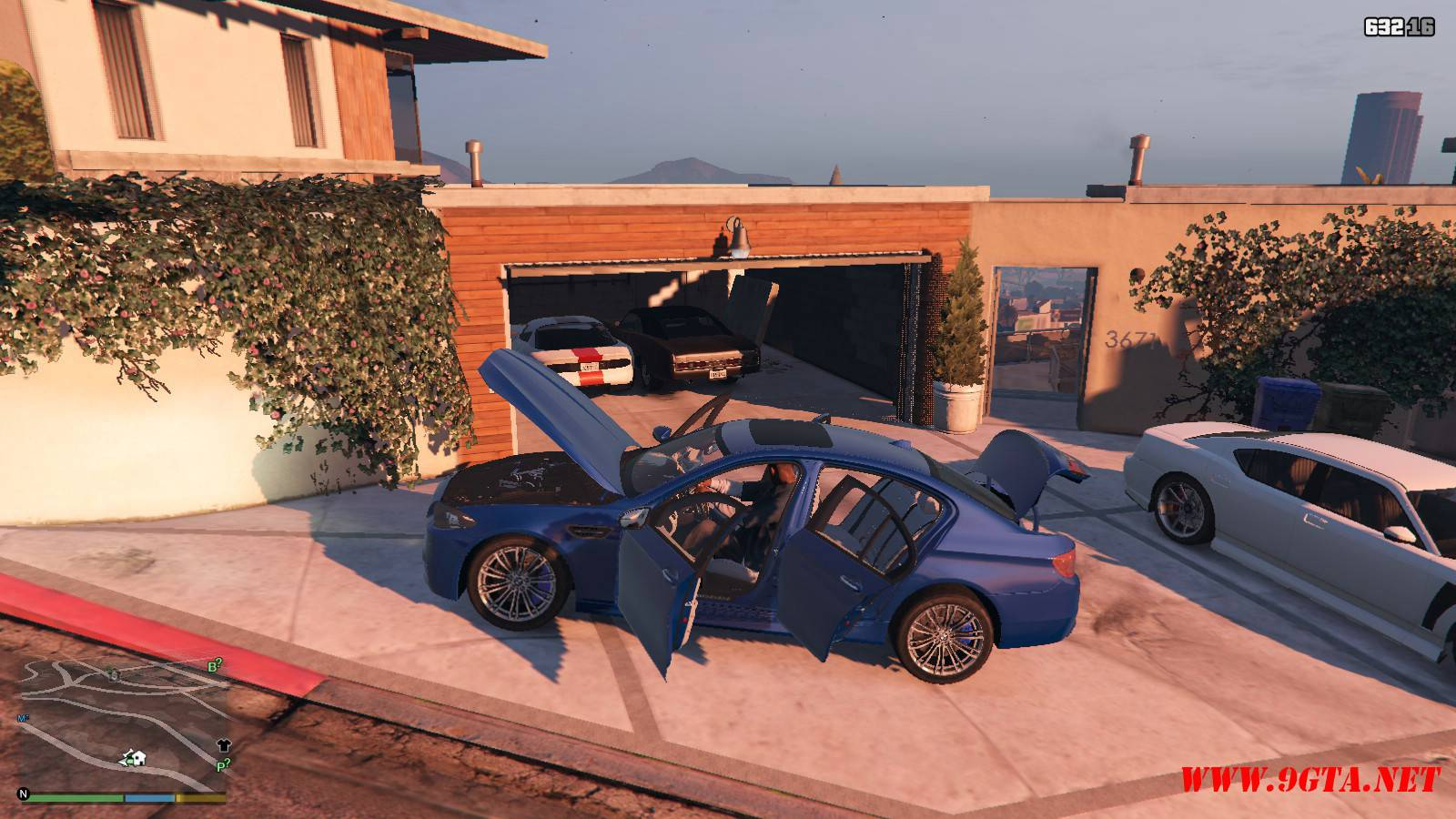 2012 BMW M5 F10 Mod For GTA5 (17)