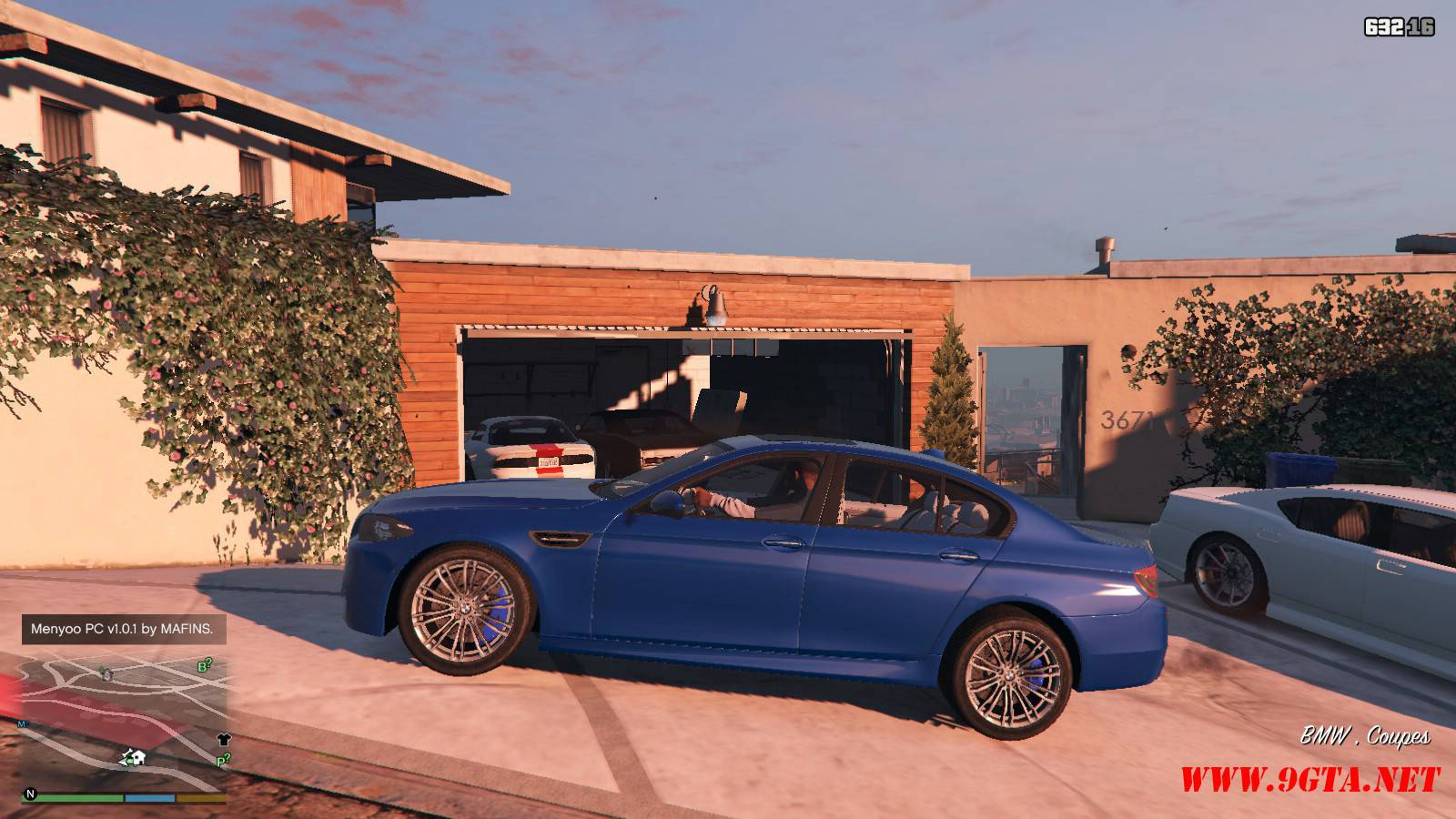 2012 BMW M5 F10 Mod For GTA5 (2)
