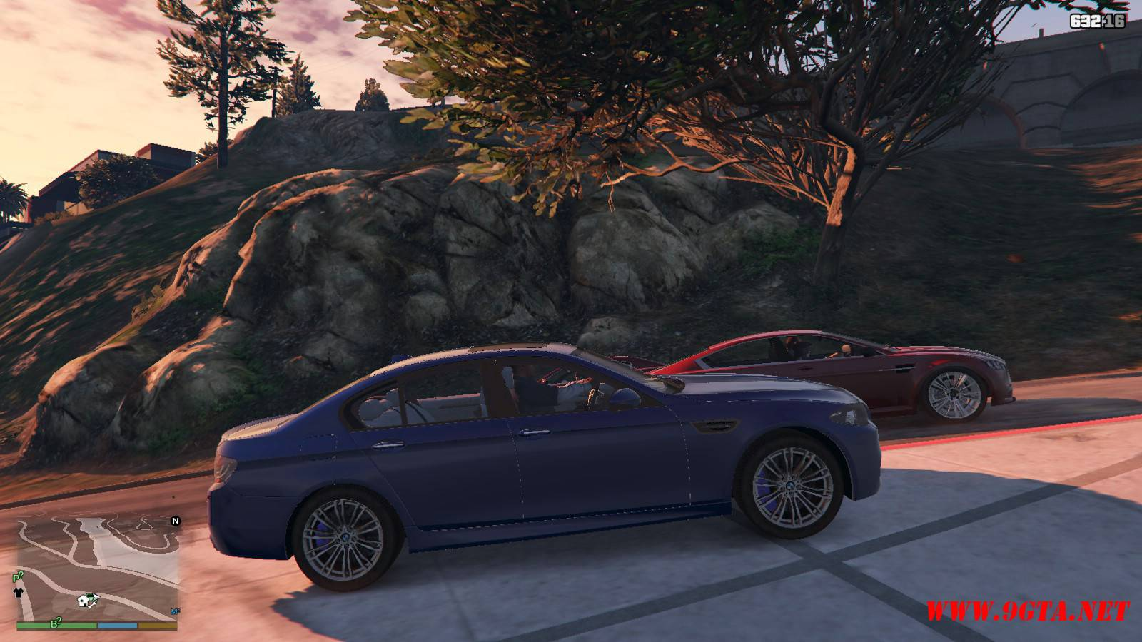 2012 BMW M5 F10 Mod For GTA5 (8)