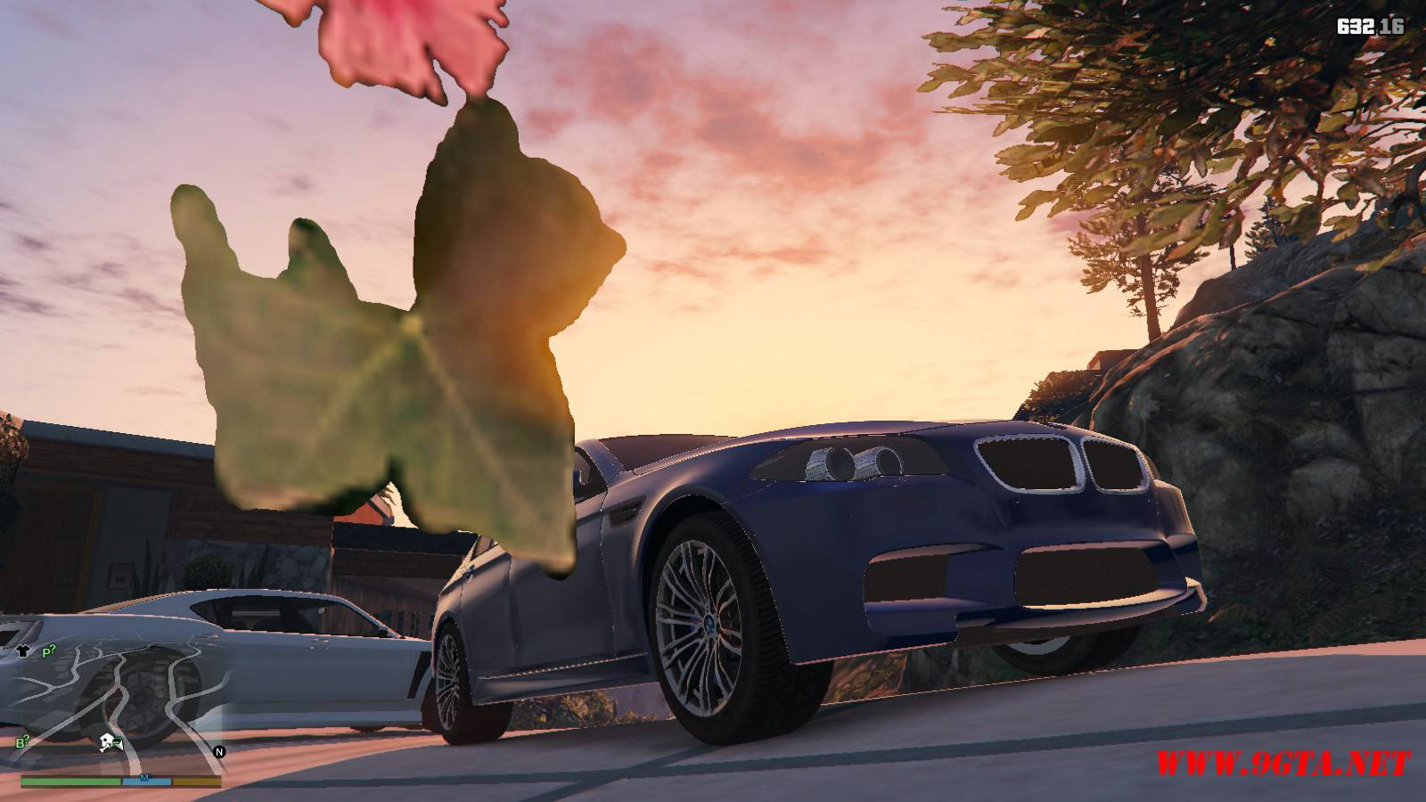 2012 BMW M5 F10 Mod For GTA5 (9)