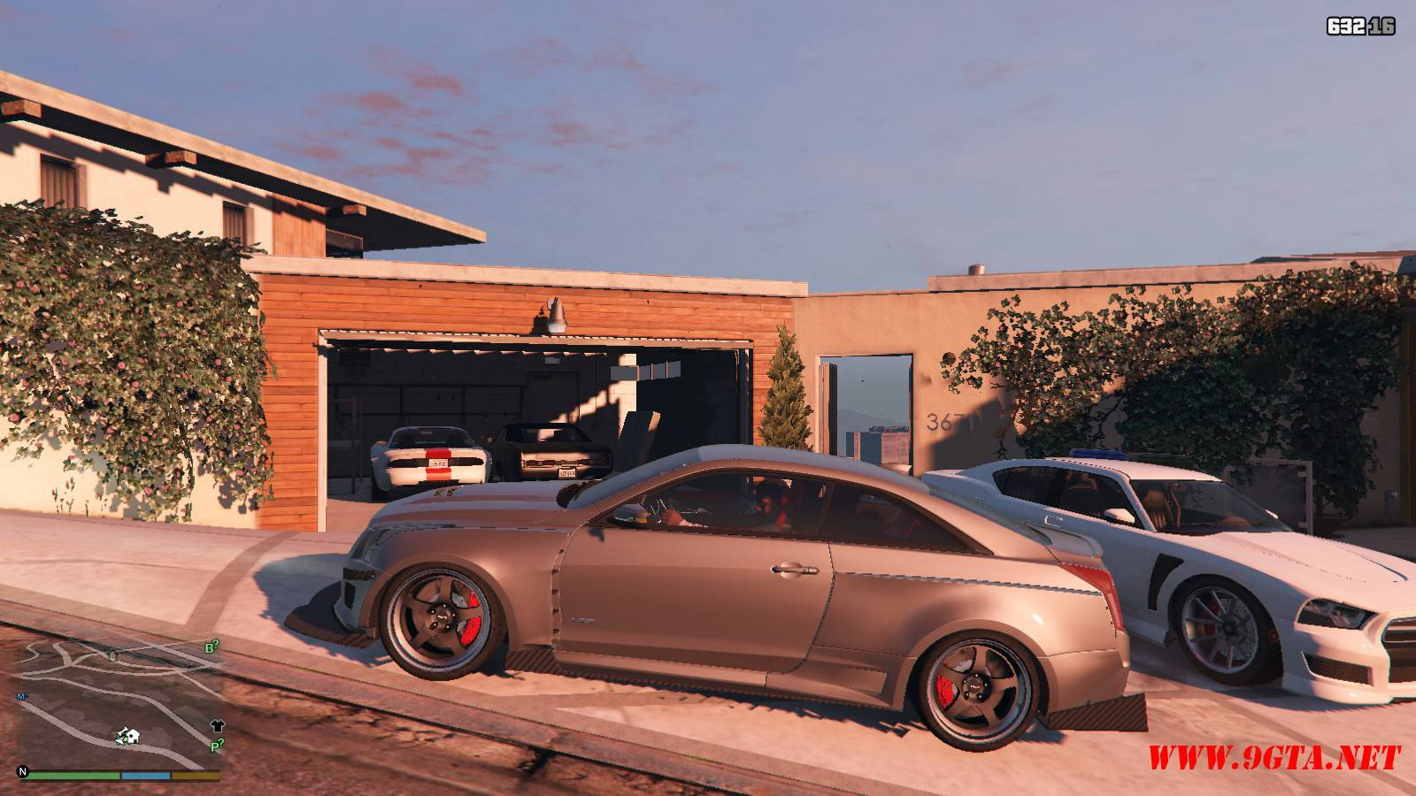 2016 Cadillac ATS-V Forza Edition Mod For GTA5 (2)