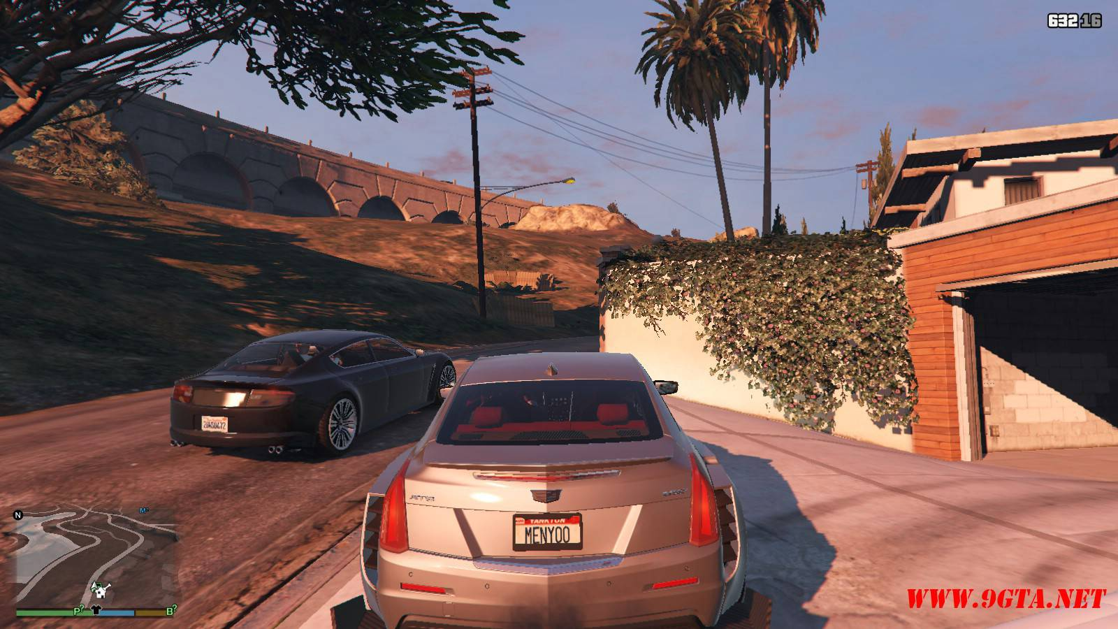 2016 Cadillac ATS-V Forza Edition Mod For GTA5 (5)