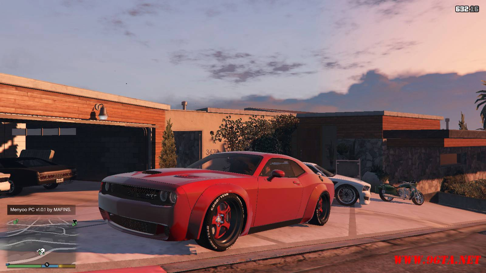 2018 Dodge Challenger SRT Demon v1.4 Mod For GTA5 (1)