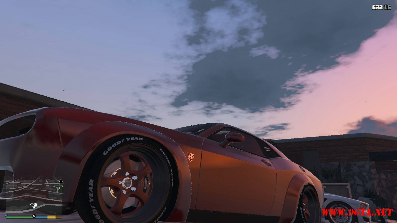 2018 Dodge Challenger SRT Demon v1.4 Mod For GTA5 (18)