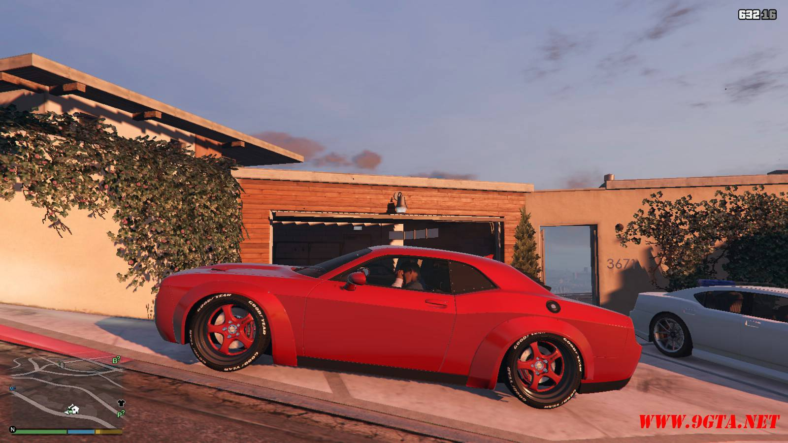 2018 Dodge Challenger SRT Demon v1.4 Mod For GTA5 (3)