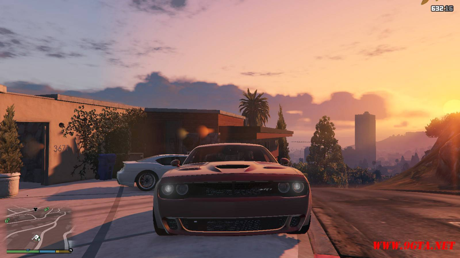 2018 Dodge Challenger SRT Demon v1.4 Mod For GTA5 (6)