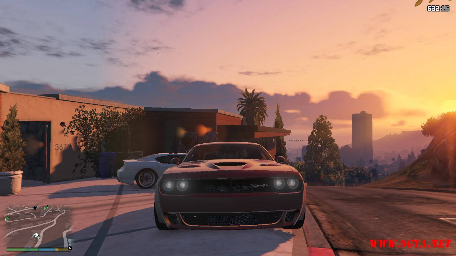 2018 Dodge Challenger SRT Demon v1.4 Mod For GTA5 (7)