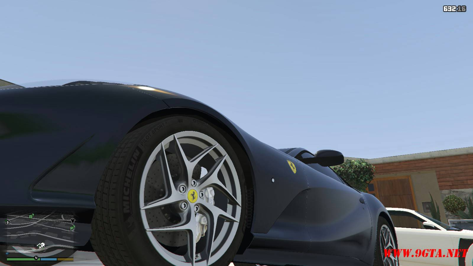 2018 Ferrari 812 Superfast Mod For GTA5 (3)