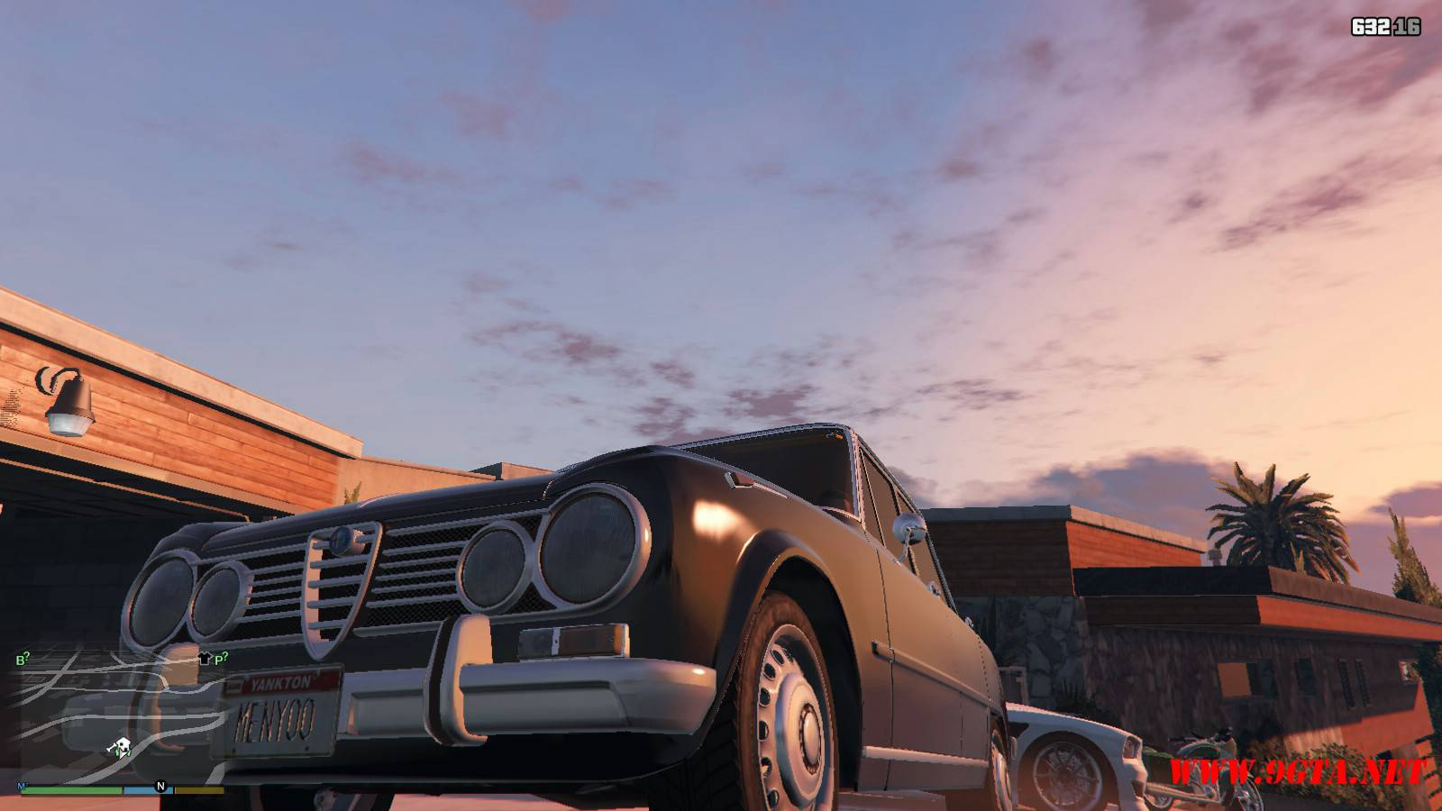 Alfa Romeo GiuliaSuper Mod For GTA5 (11)