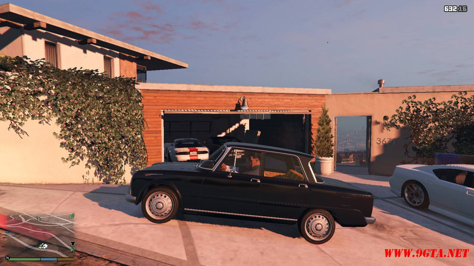 Alfa Romeo GiuliaSuper Mod For GTA5 (2)