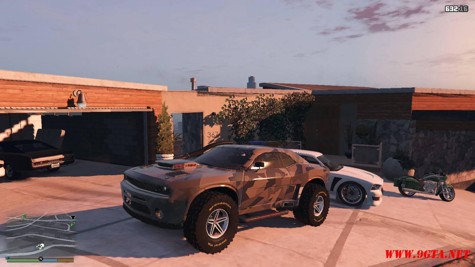 Dodge Charger RAID v1.0 Mod For GTA5 (1)