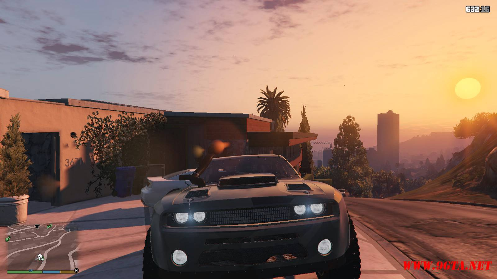Dodge Charger RAID v1.0 Mod For GTA5 (10)