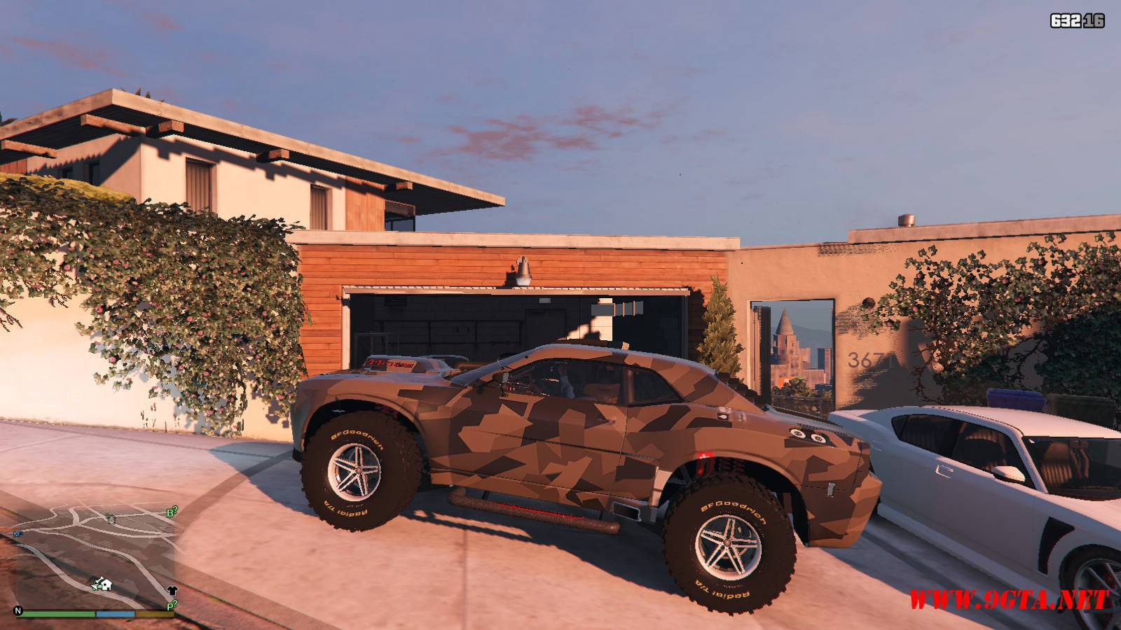 Dodge Charger RAID v1.0 Mod For GTA5 (2)