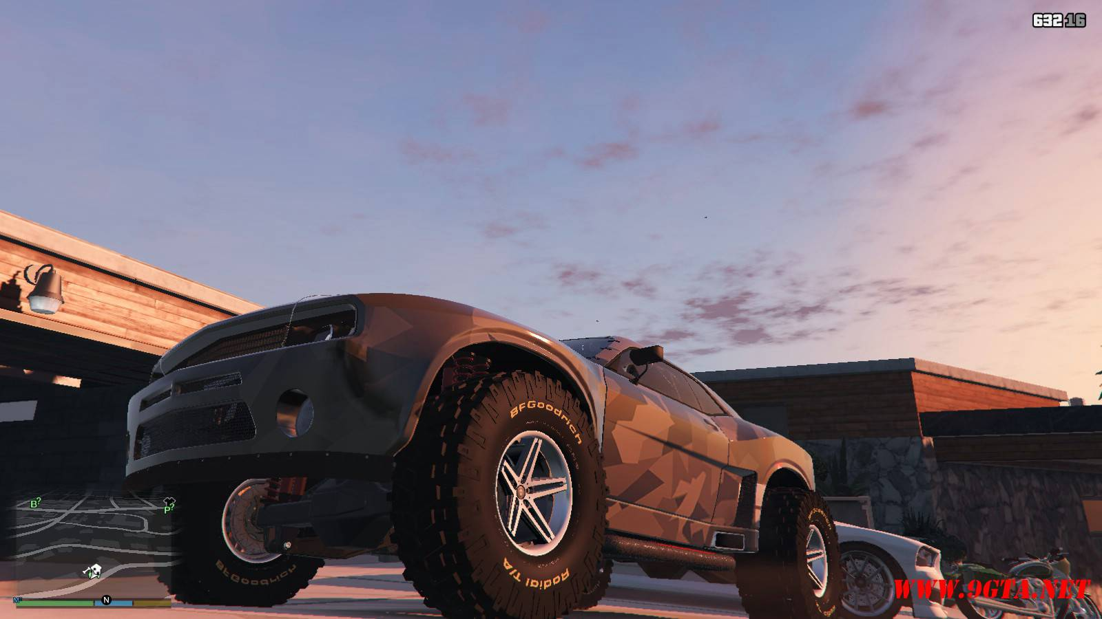 Dodge Charger RAID v1.0 Mod For GTA5 (4)
