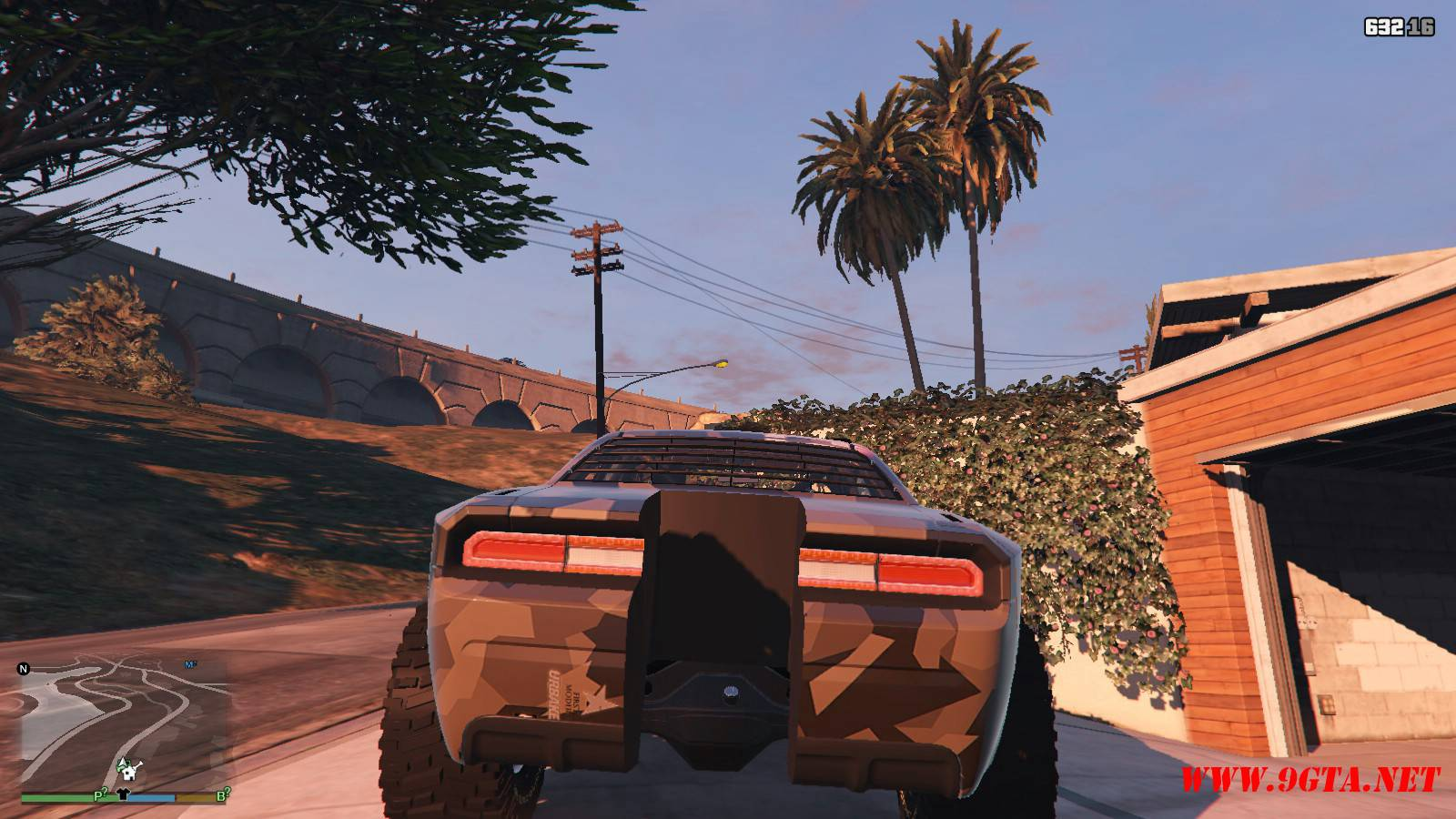 Dodge Charger RAID v1.0 Mod For GTA5 (5)