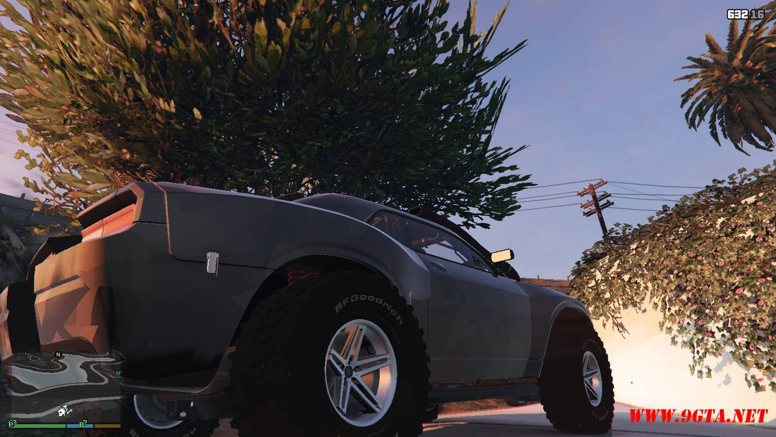 Dodge Charger RAID v1.0 Mod For GTA5 (6)