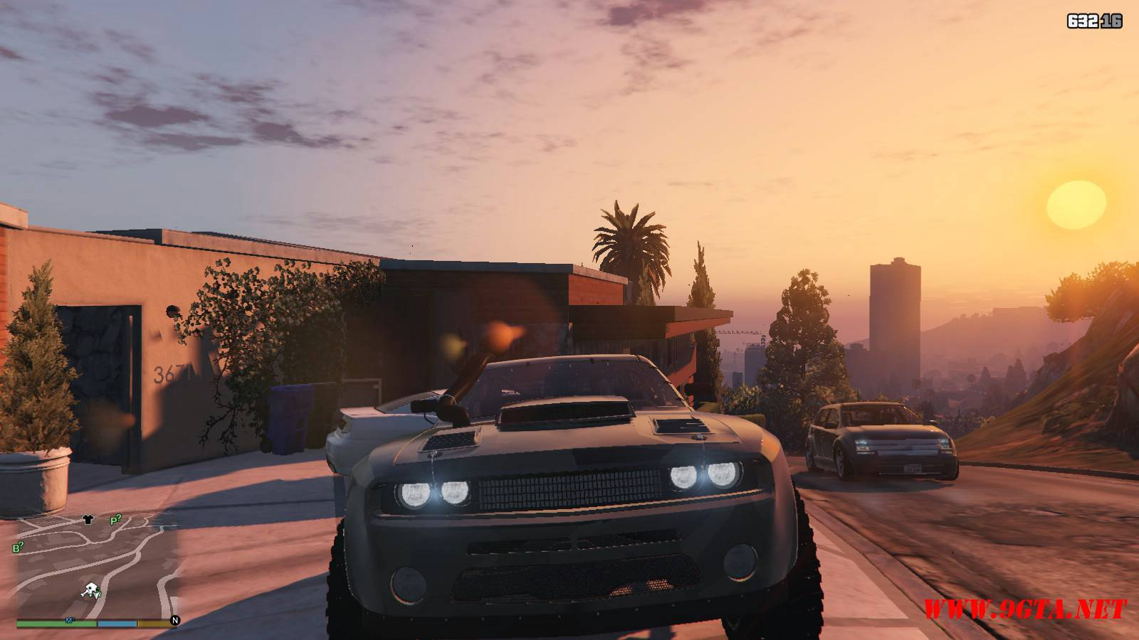 Dodge Charger RAID v1.0 Mod For GTA5 (9)