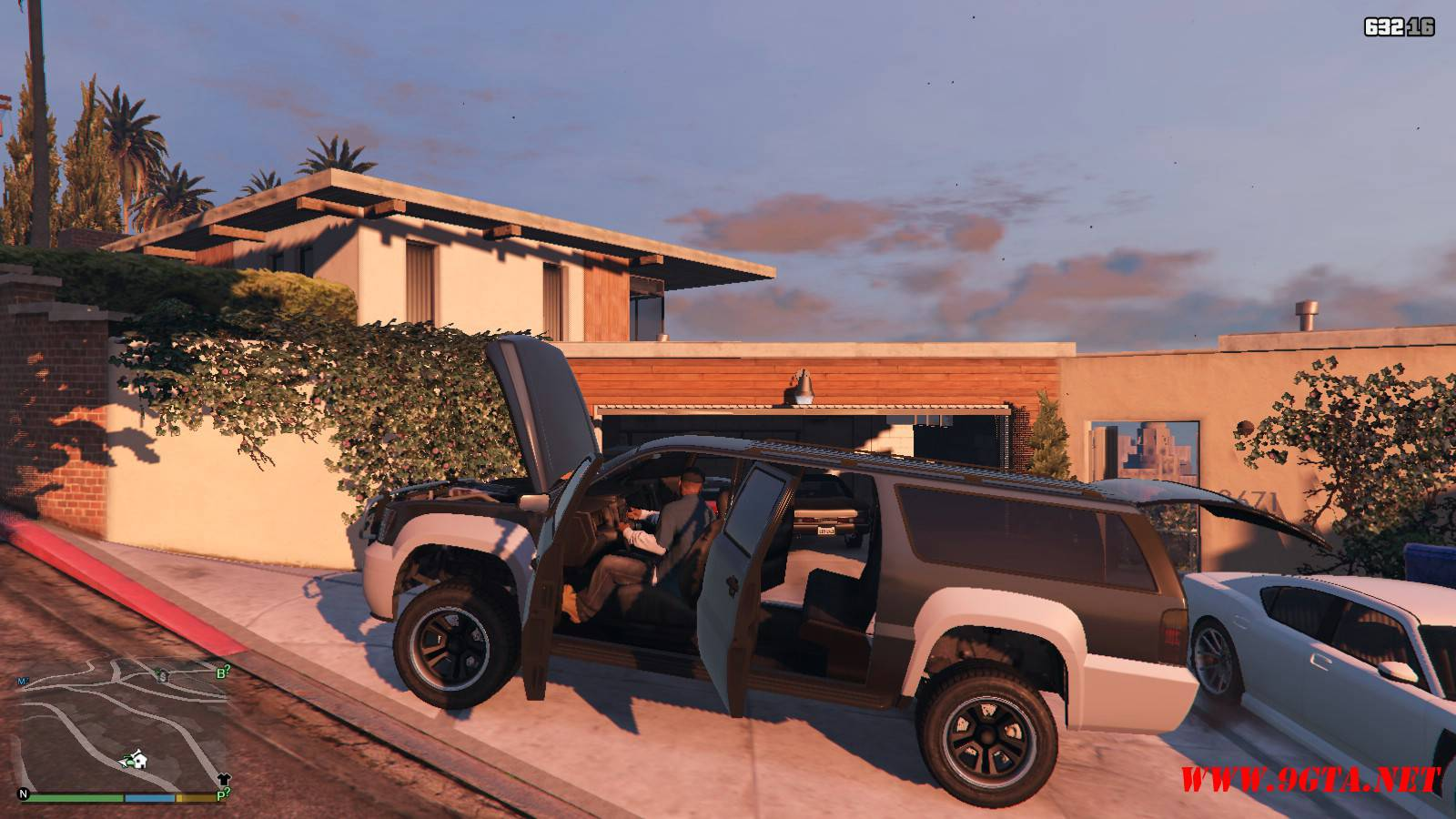 Lifted Granger 2.0 Mod For GTA5 (14)
