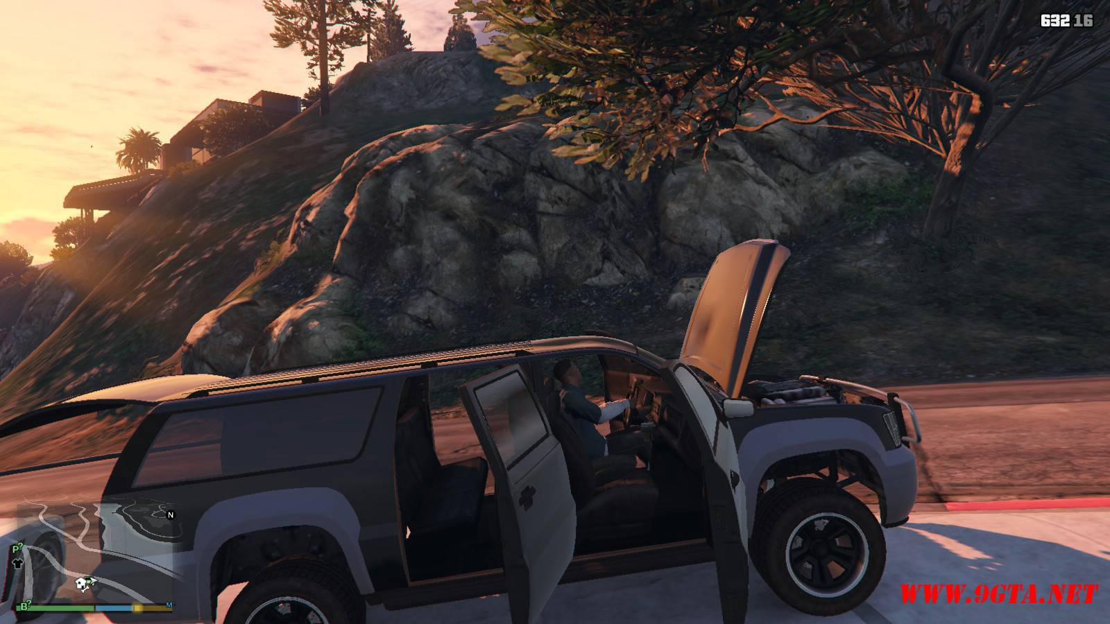 Lifted Granger 2.0 Mod For GTA5 (16)