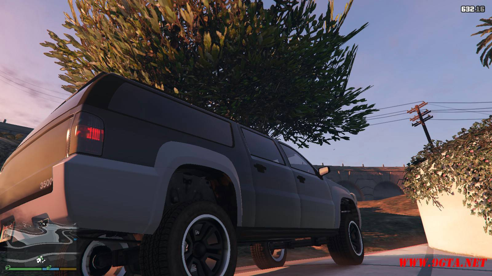 Lifted Granger 2.0 Mod For GTA5 (4)