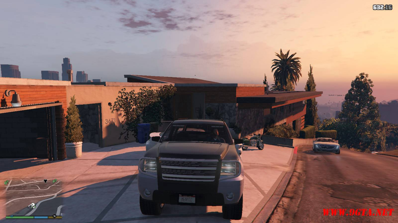 Lifted Granger 2.0 Mod For GTA5 (6)