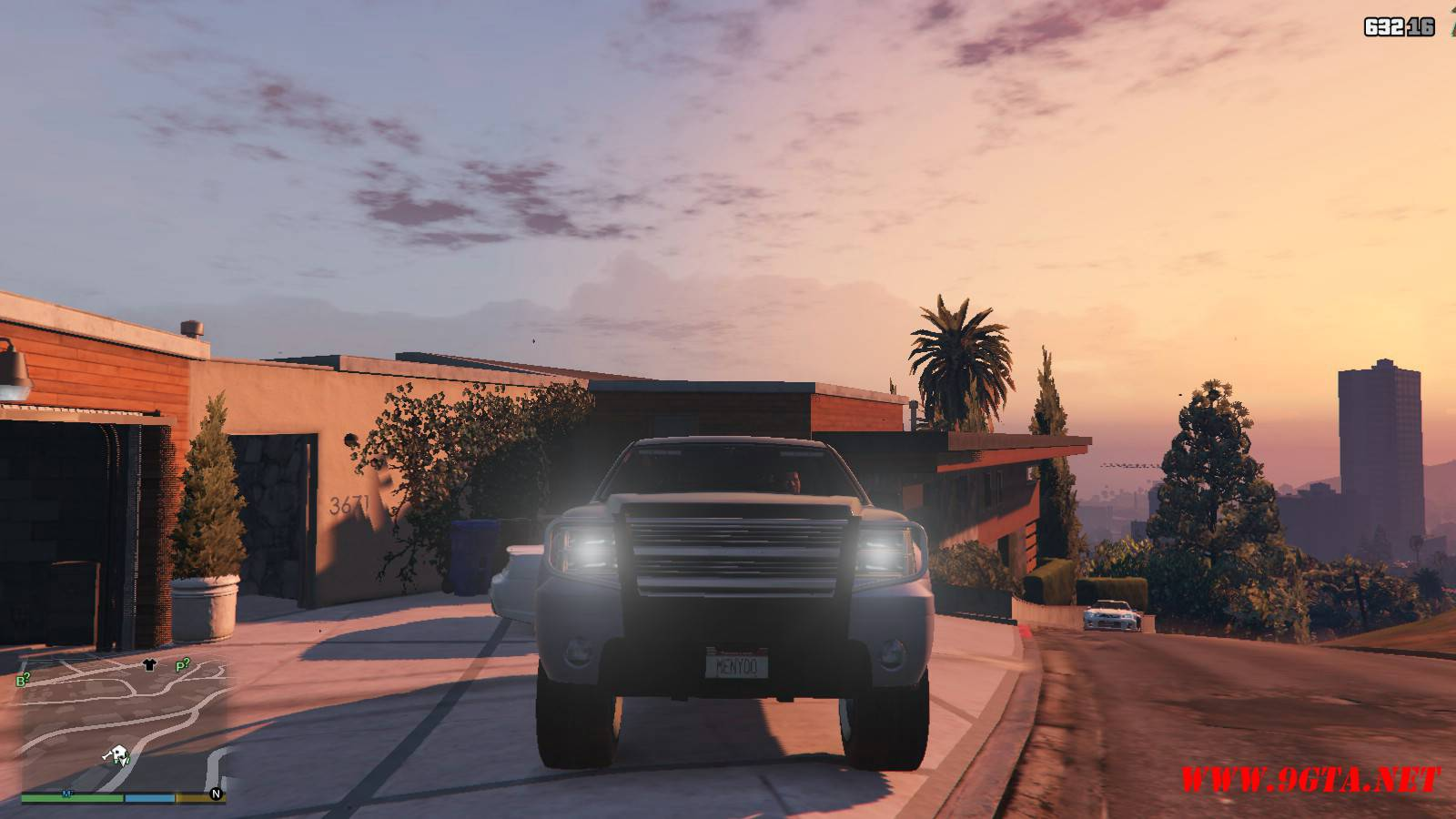 Lifted Granger 2.0 Mod For GTA5 (7)