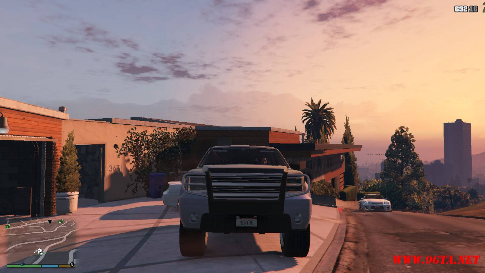 Lifted Granger 2.0 Mod For GTA5 (8)