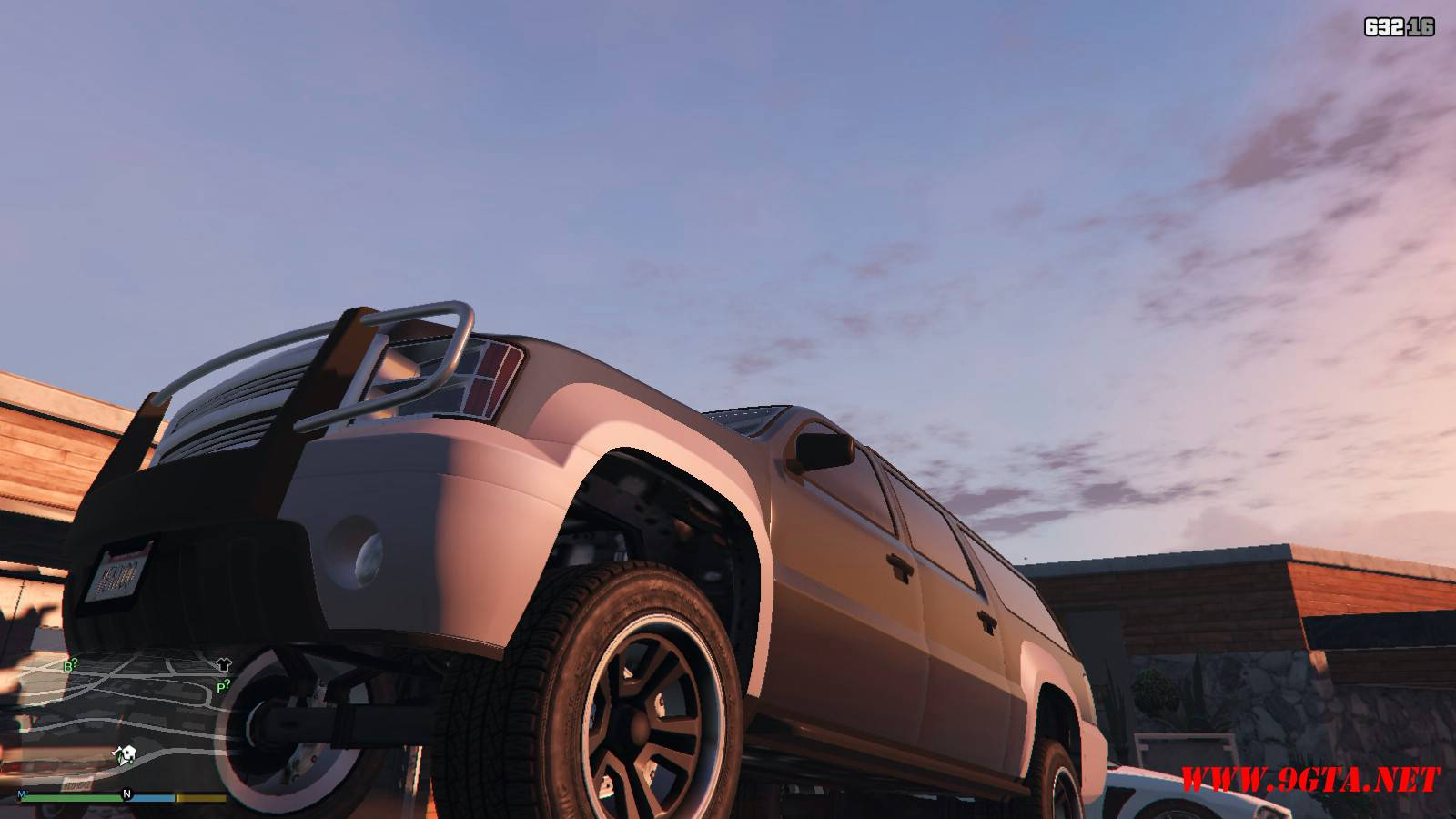 Lifted Granger 2.0 Mod For GTA5 (9)