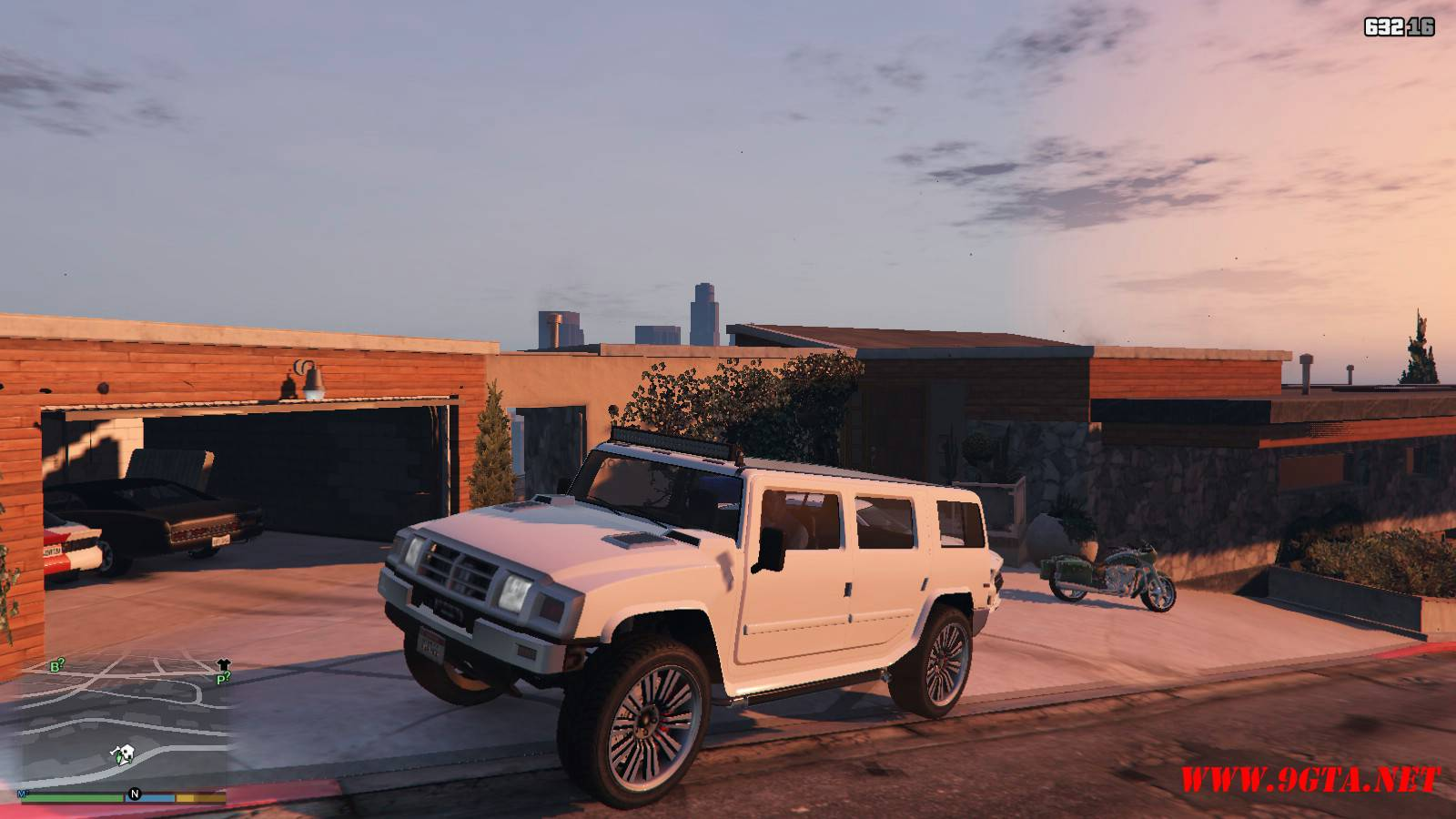 Mammoth Patriot GTA5 Mods (1)