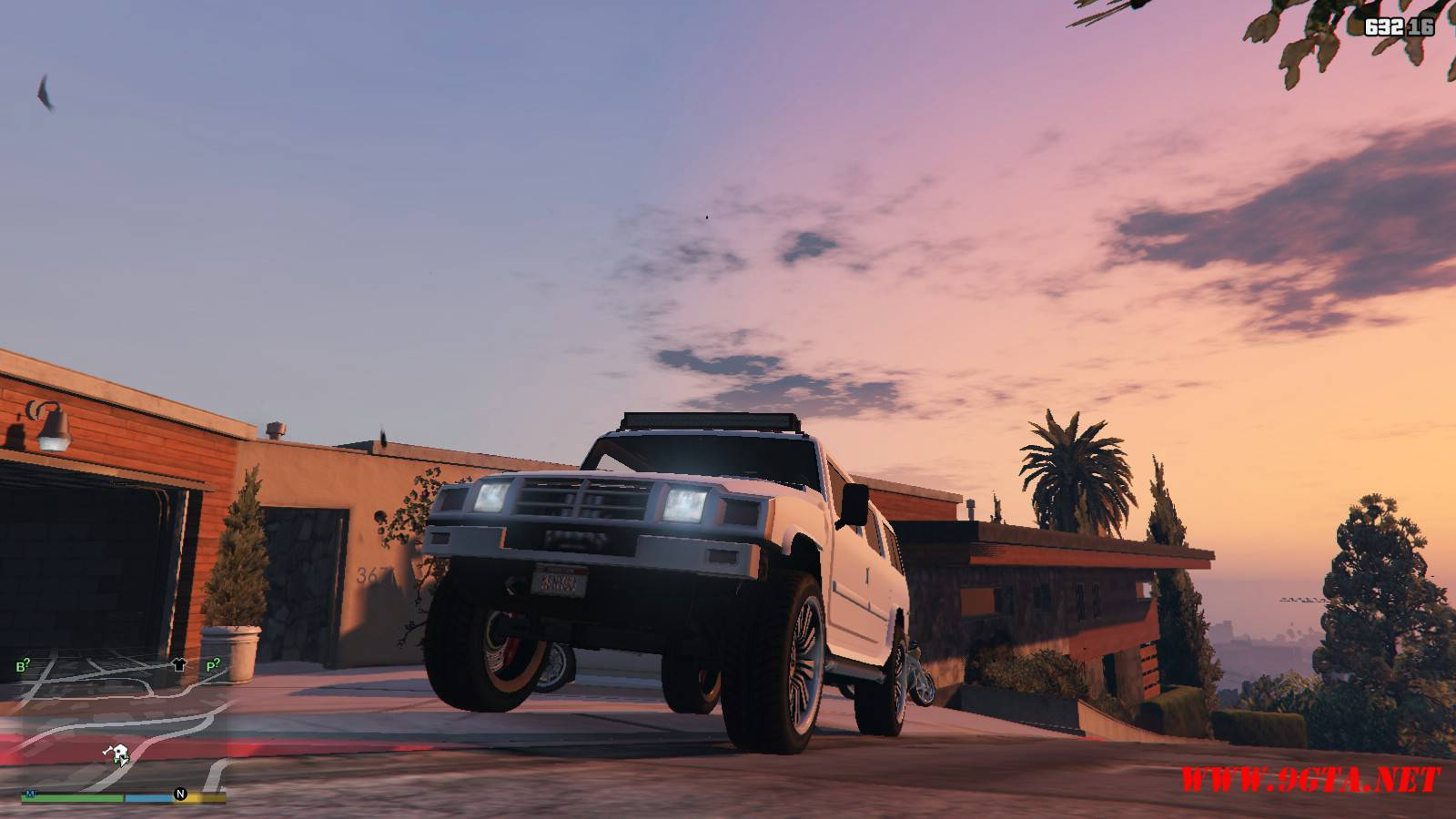 Mammoth Patriot GTA5 Mods (10)