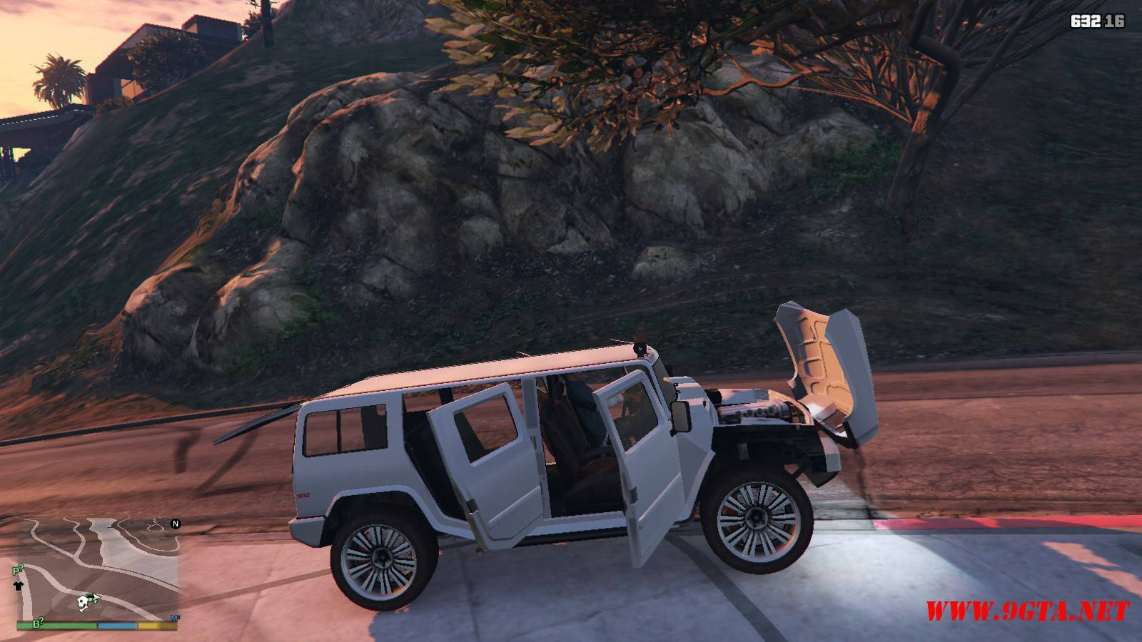 Mammoth Patriot GTA5 Mods (15)