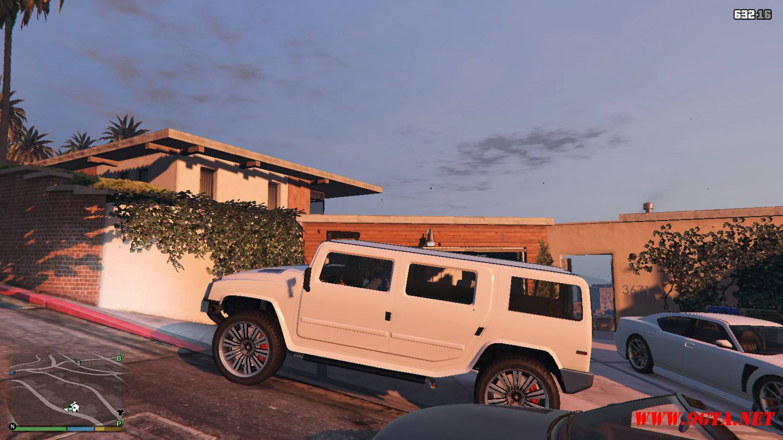 Mammoth Patriot GTA5 Mods (2)