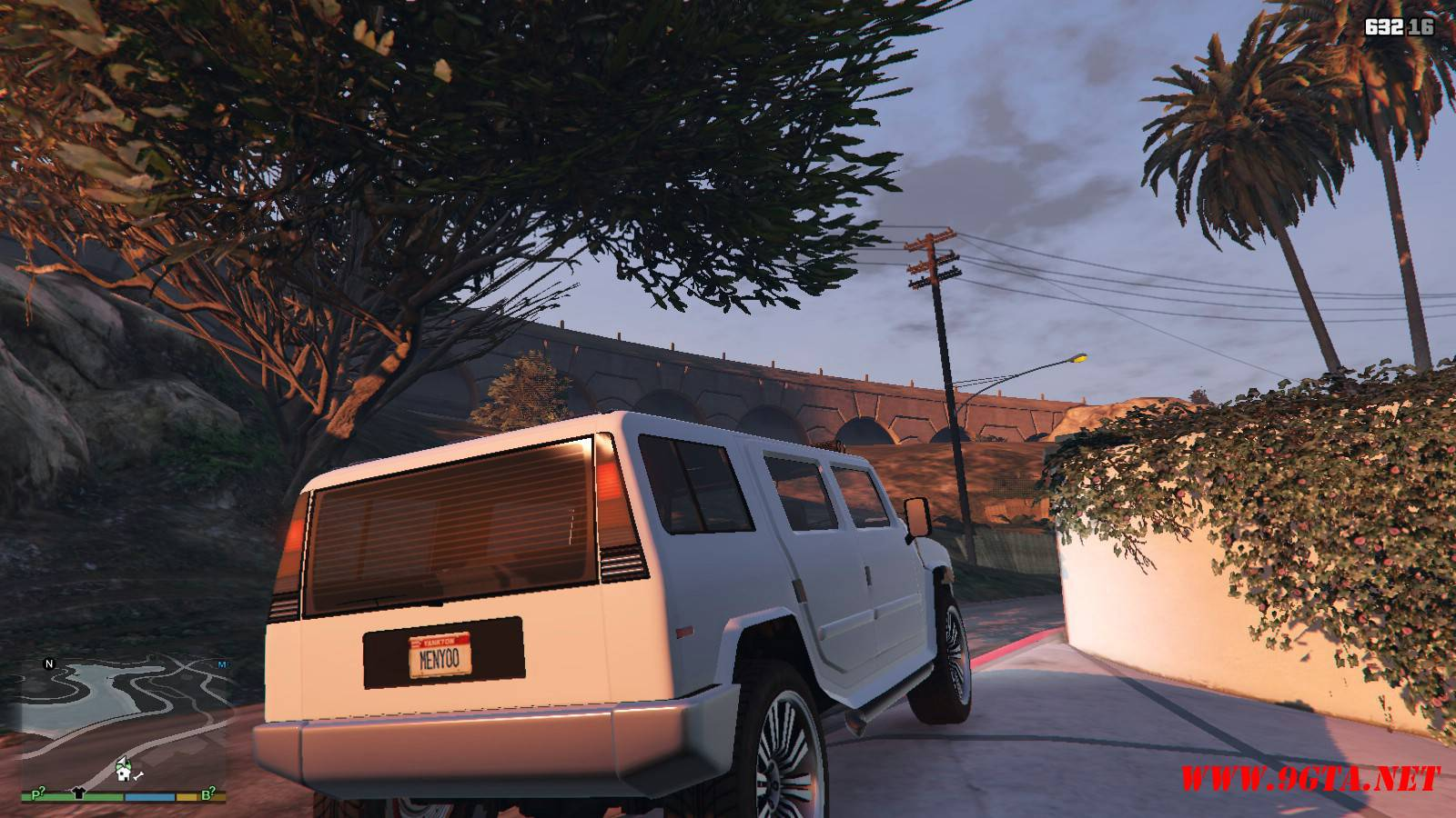 Mammoth Patriot GTA5 Mods (8)