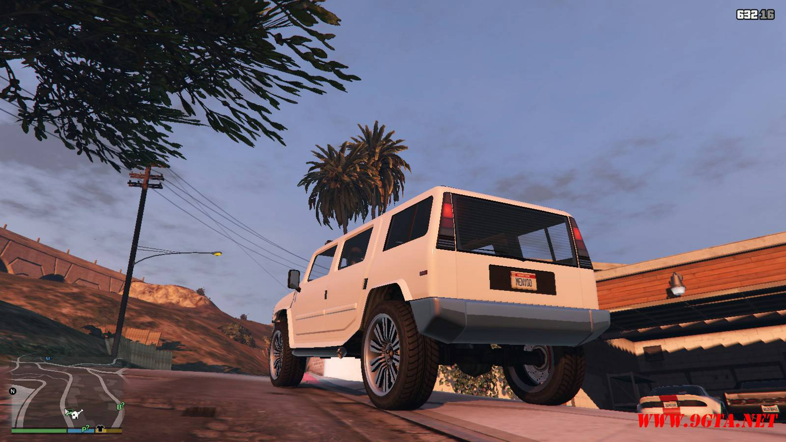 Mammoth Patriot GTA5 Mods (9)