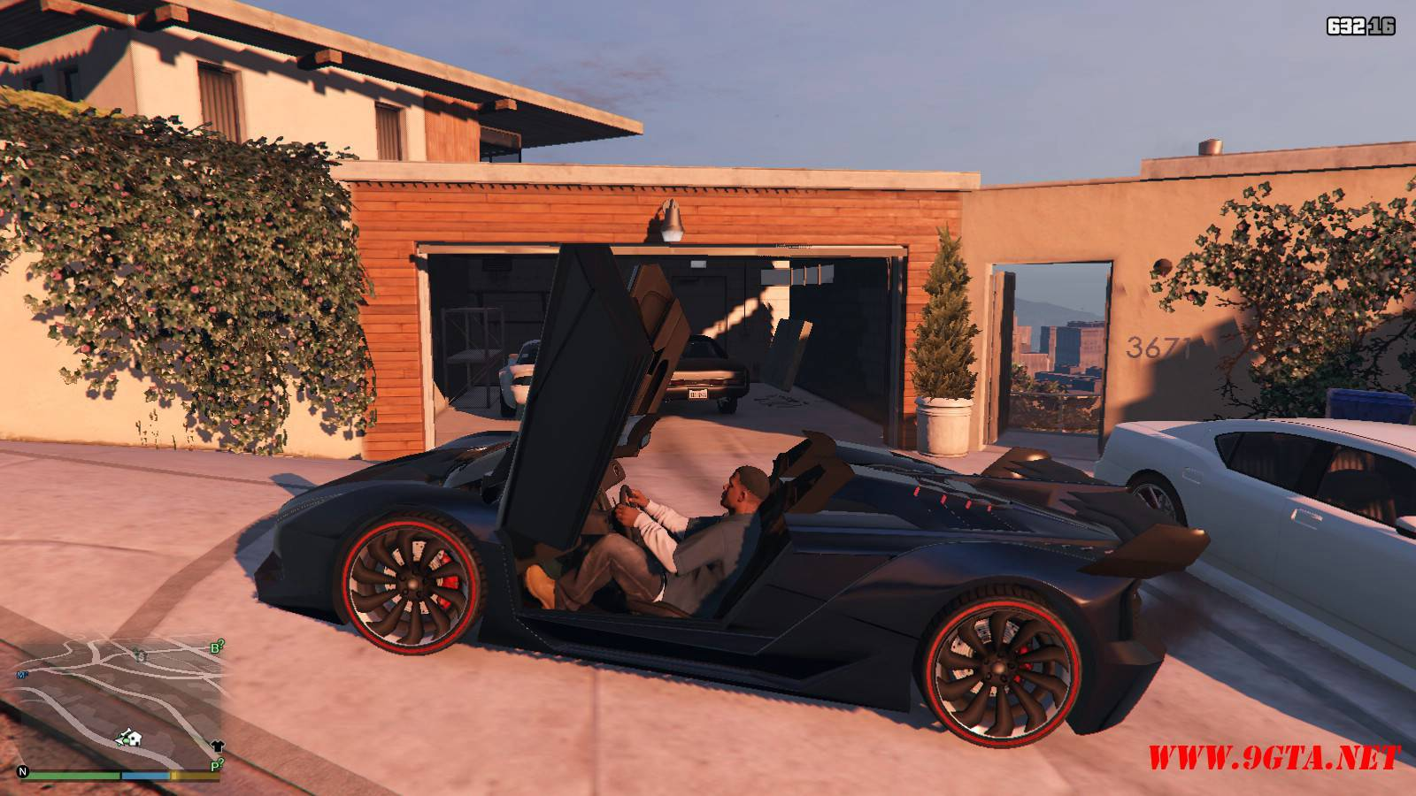 Pegassi Zentorno Roadster Mod For GTA5 (12)