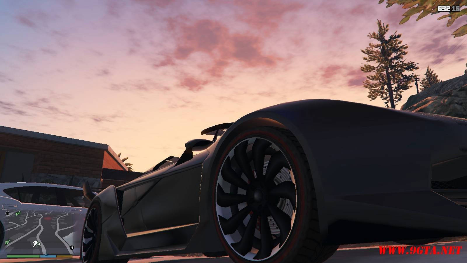 Pegassi Zentorno Roadster Mod For GTA5 (6)