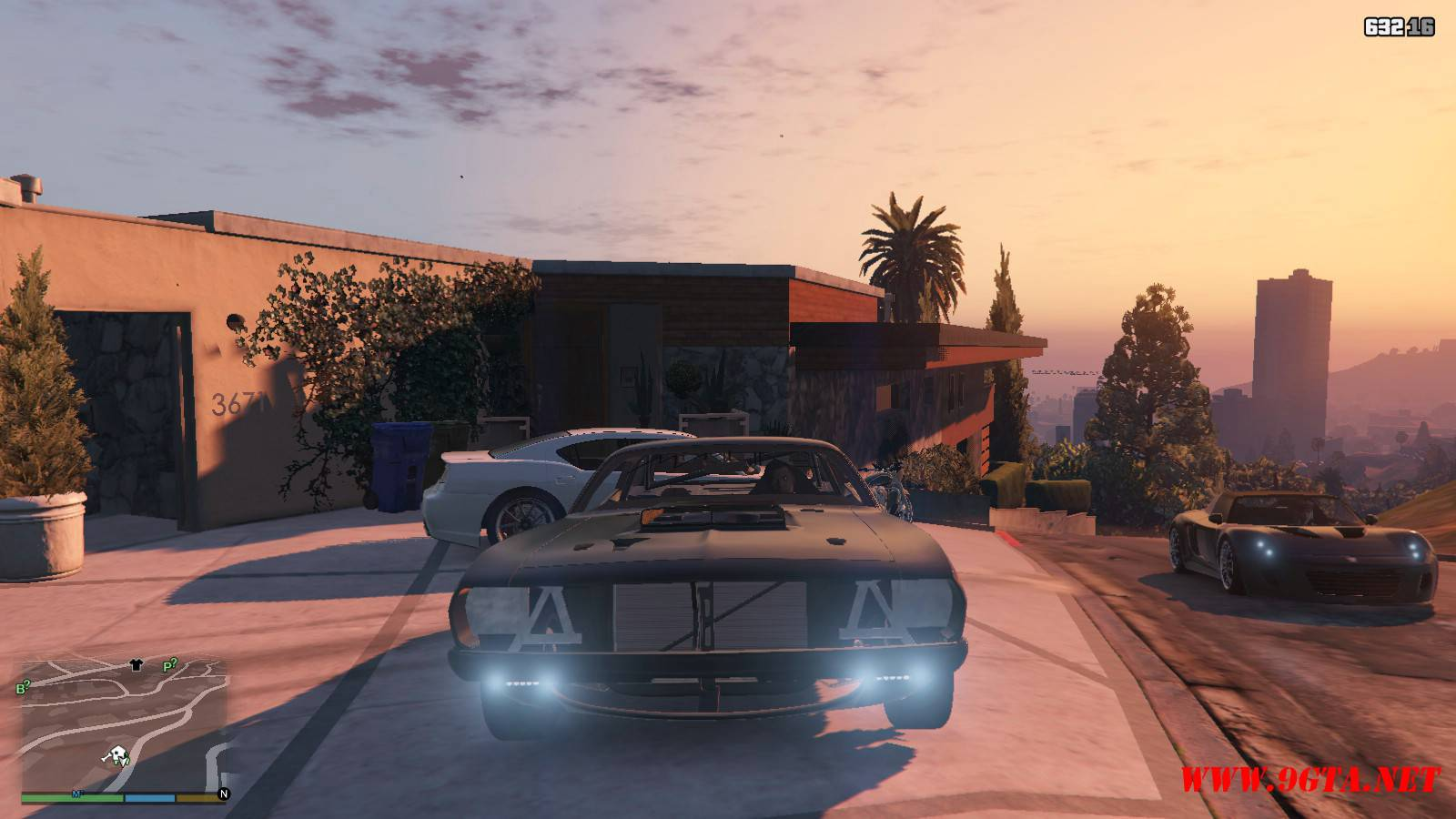 Plymouth Kuda Beck Customs Mod For GTA5 (10)