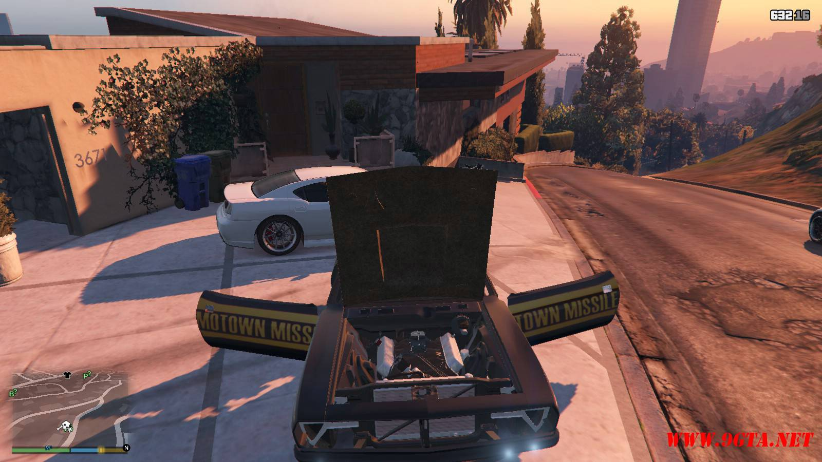 Plymouth Kuda Beck Customs Mod For GTA5 (13)
