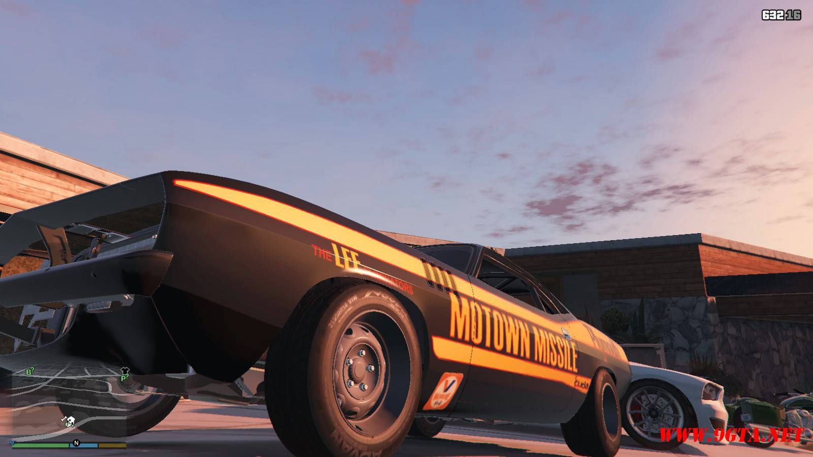 Plymouth Kuda Beck Customs Mod For GTA5 (4)