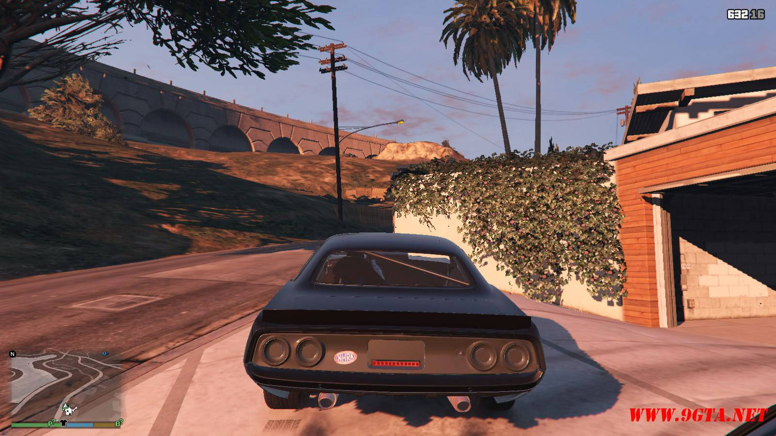 Plymouth Kuda Beck Customs Mod For GTA5 (5)