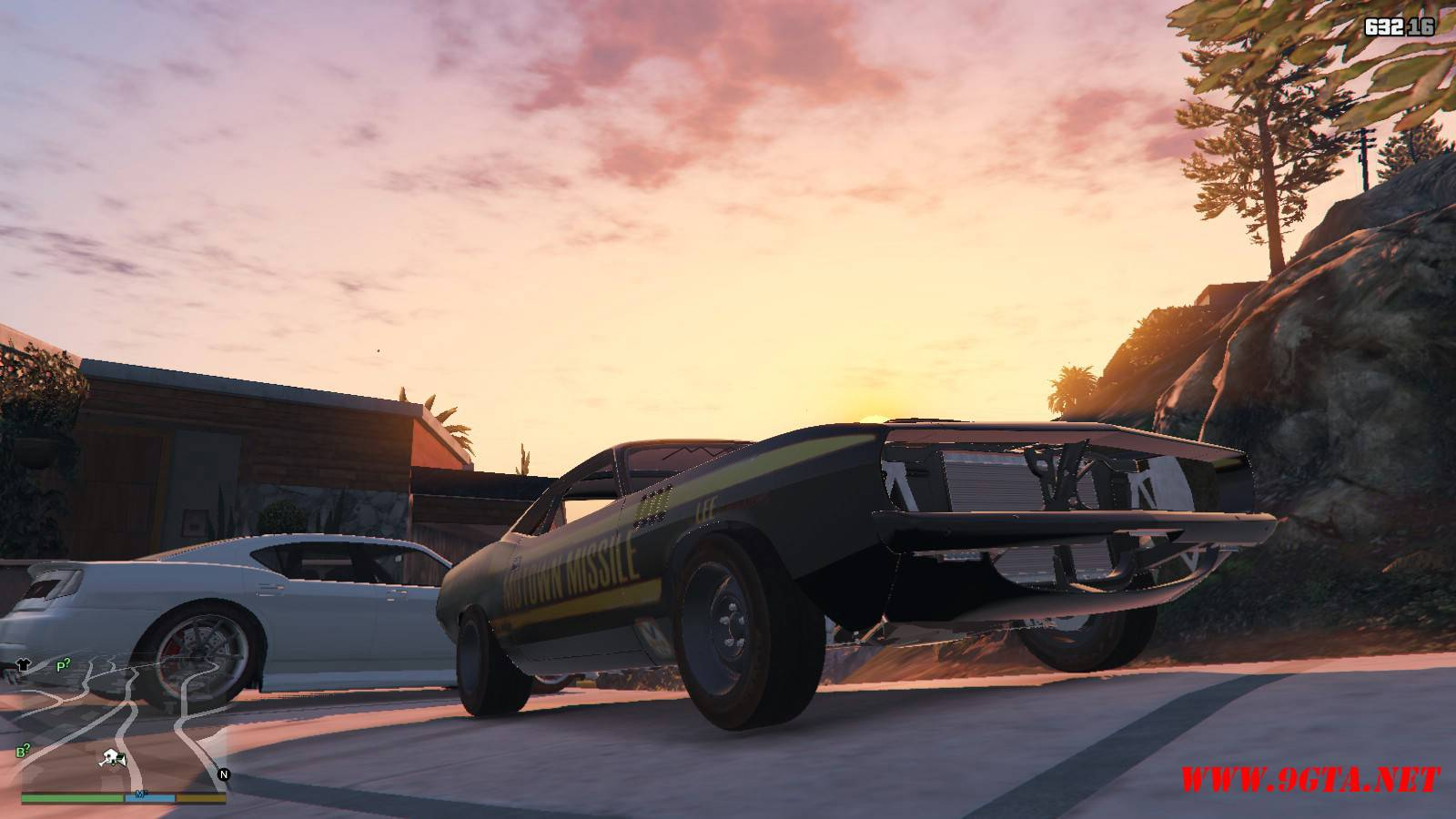 Plymouth Kuda Beck Customs Mod For GTA5 (8)