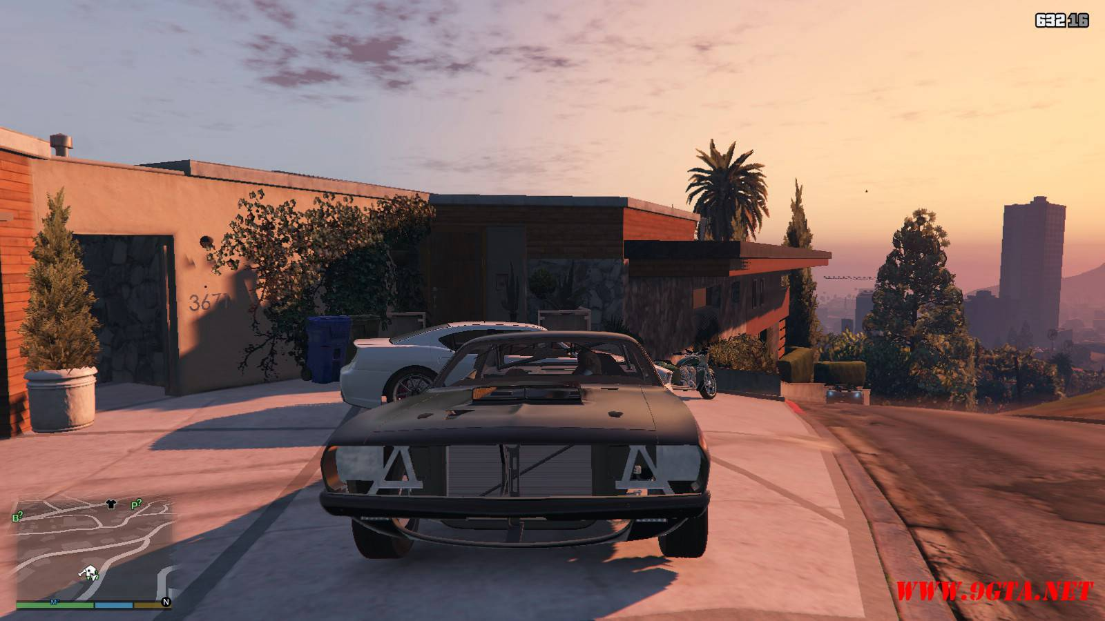 Plymouth Kuda Beck Customs Mod For GTA5 (9)