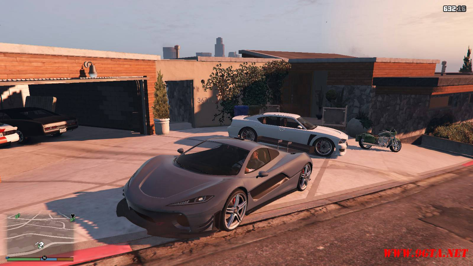 Progen GT20 Mod For GTA5 (1)