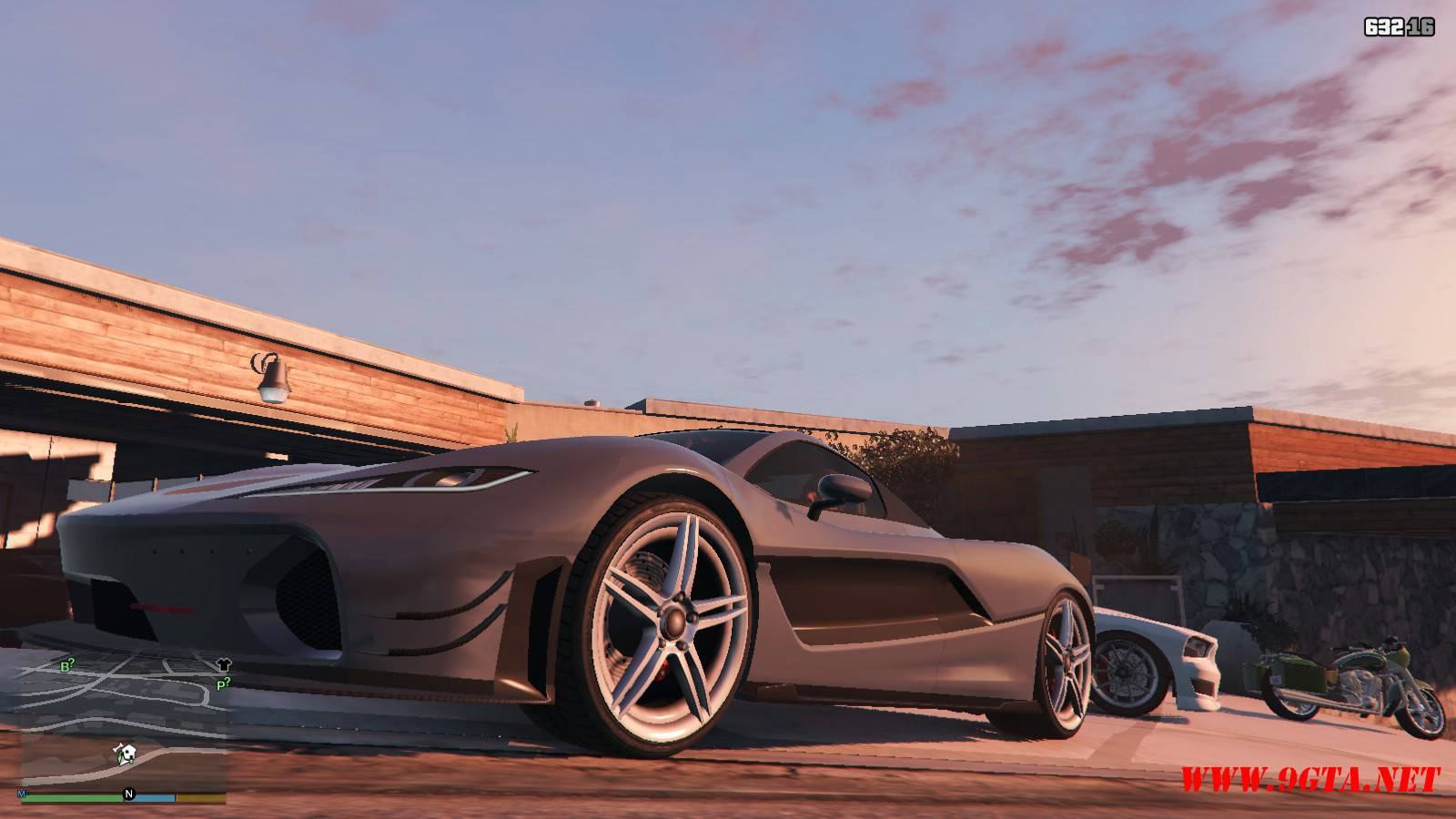 Progen GT20 Mod For GTA5 (12)
