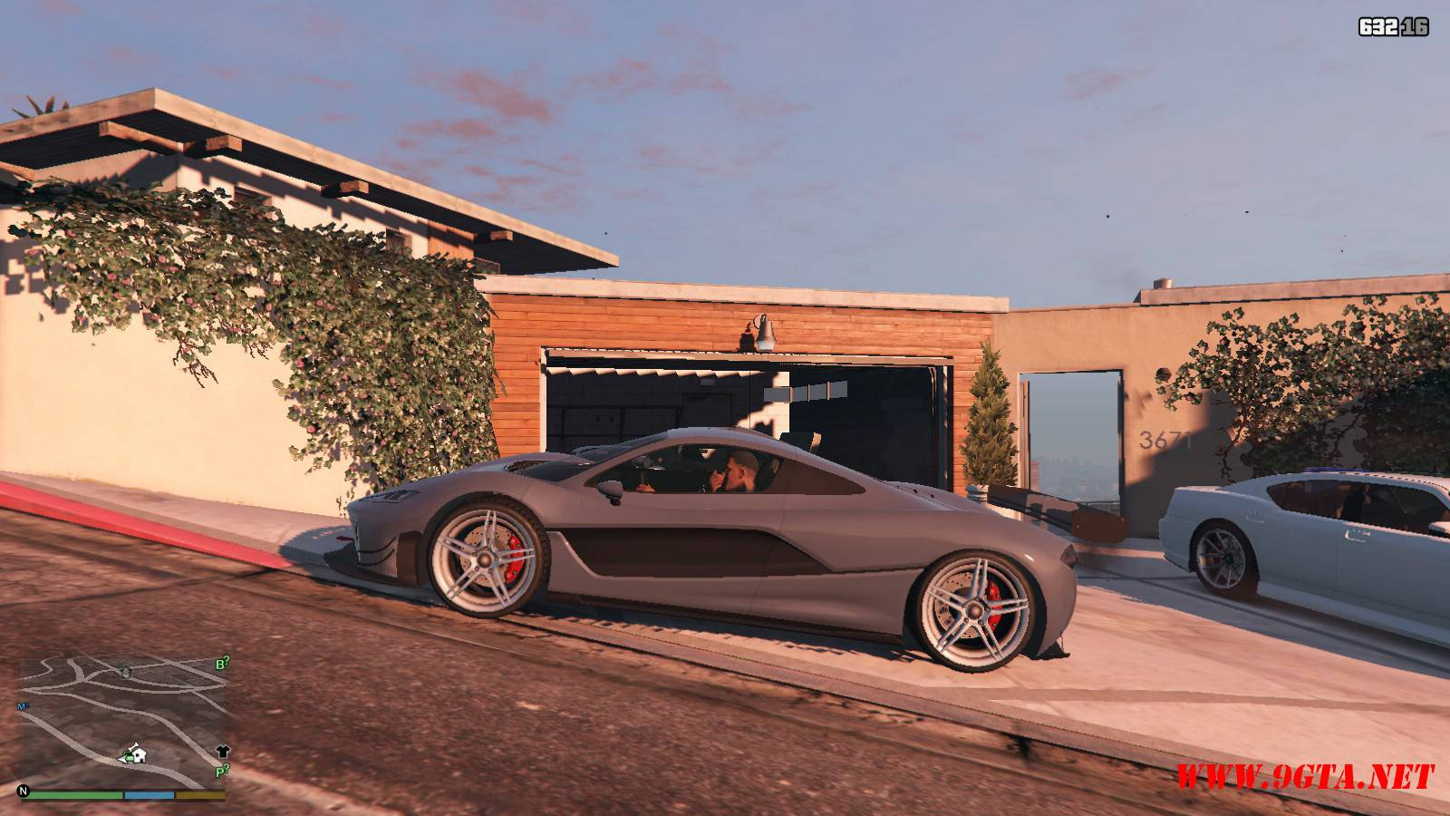 Progen GT20 Mod For GTA5 (2)