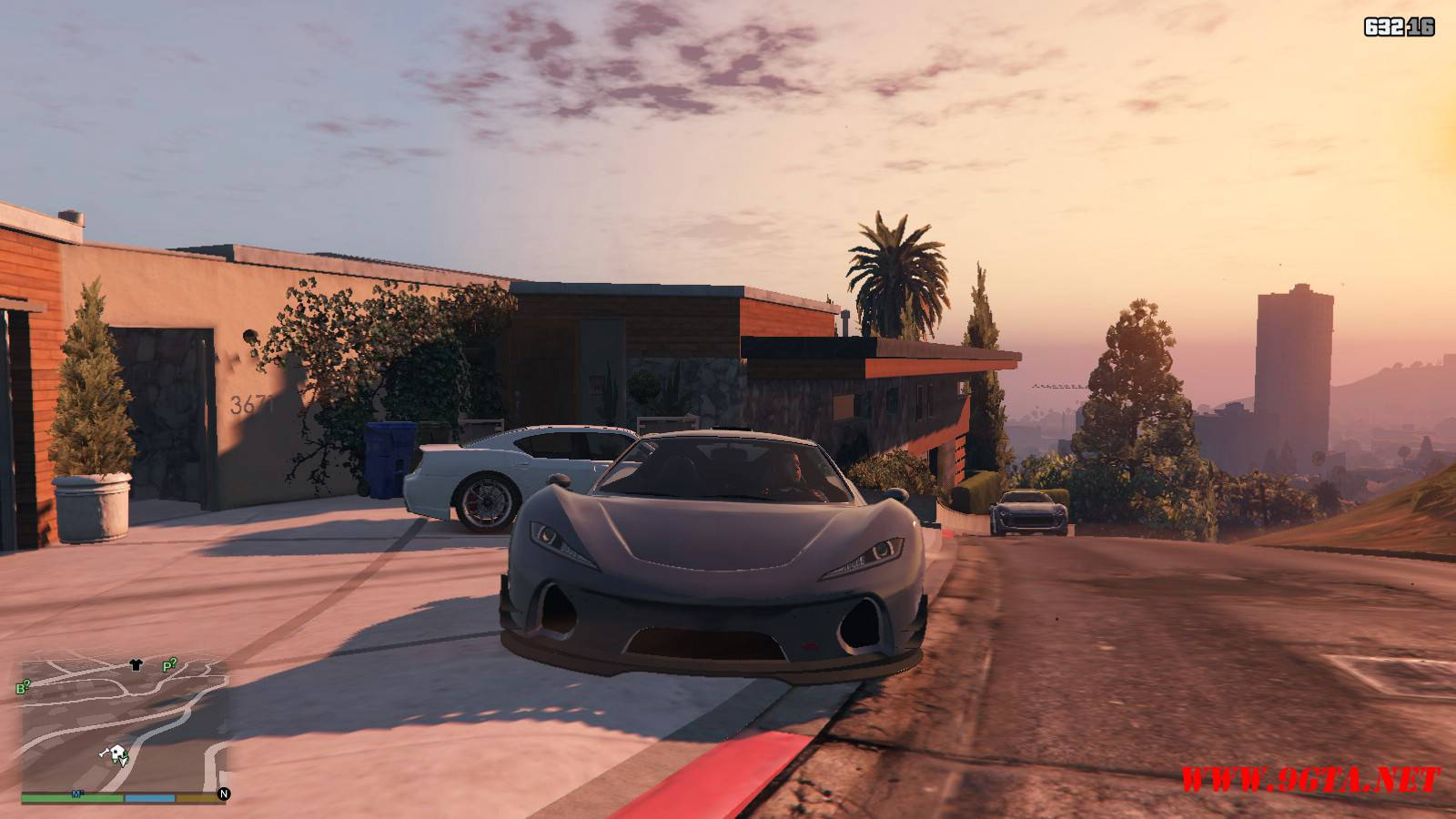 Progen GT20 Mod For GTA5 (5)