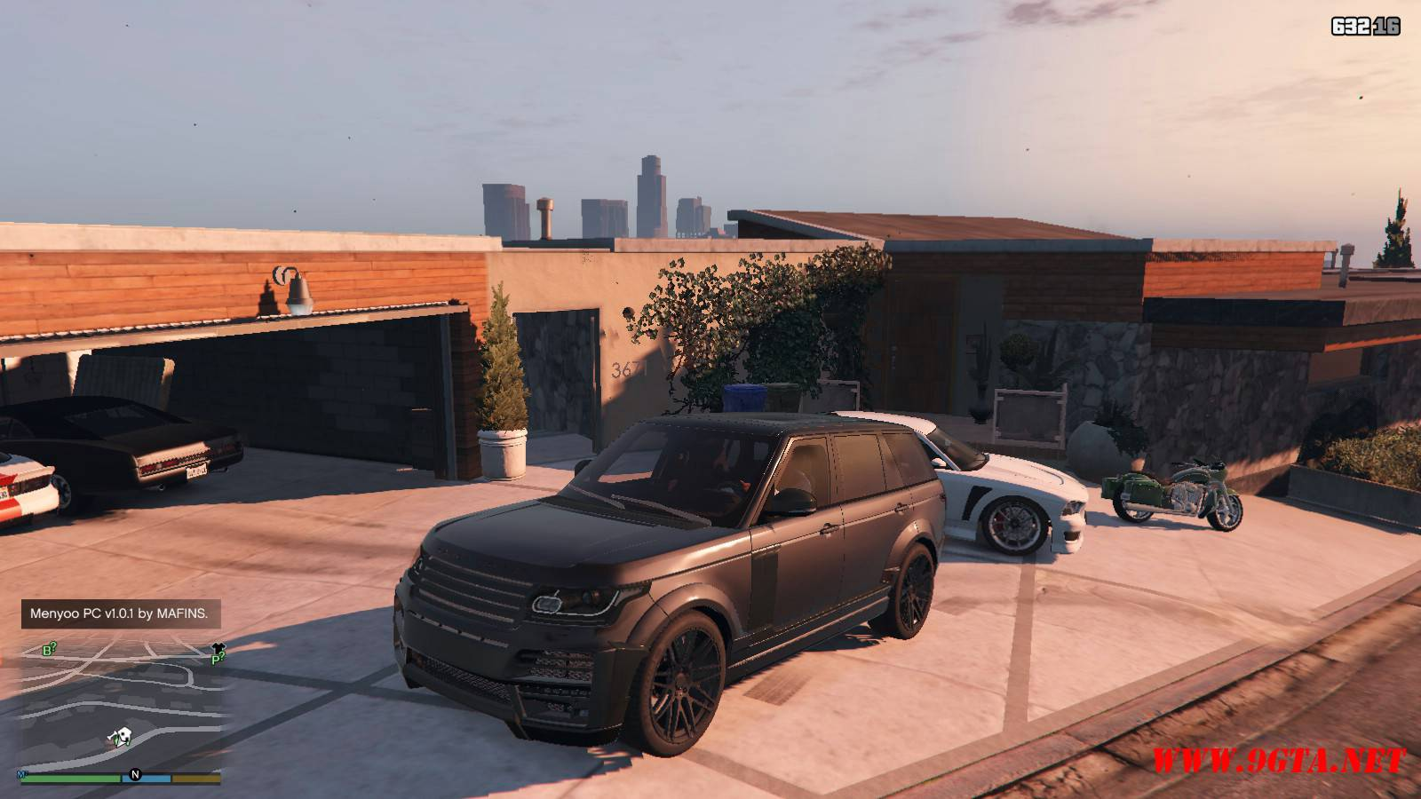 Range Rover Vogue Startech 2019 GTA5 mods (1)