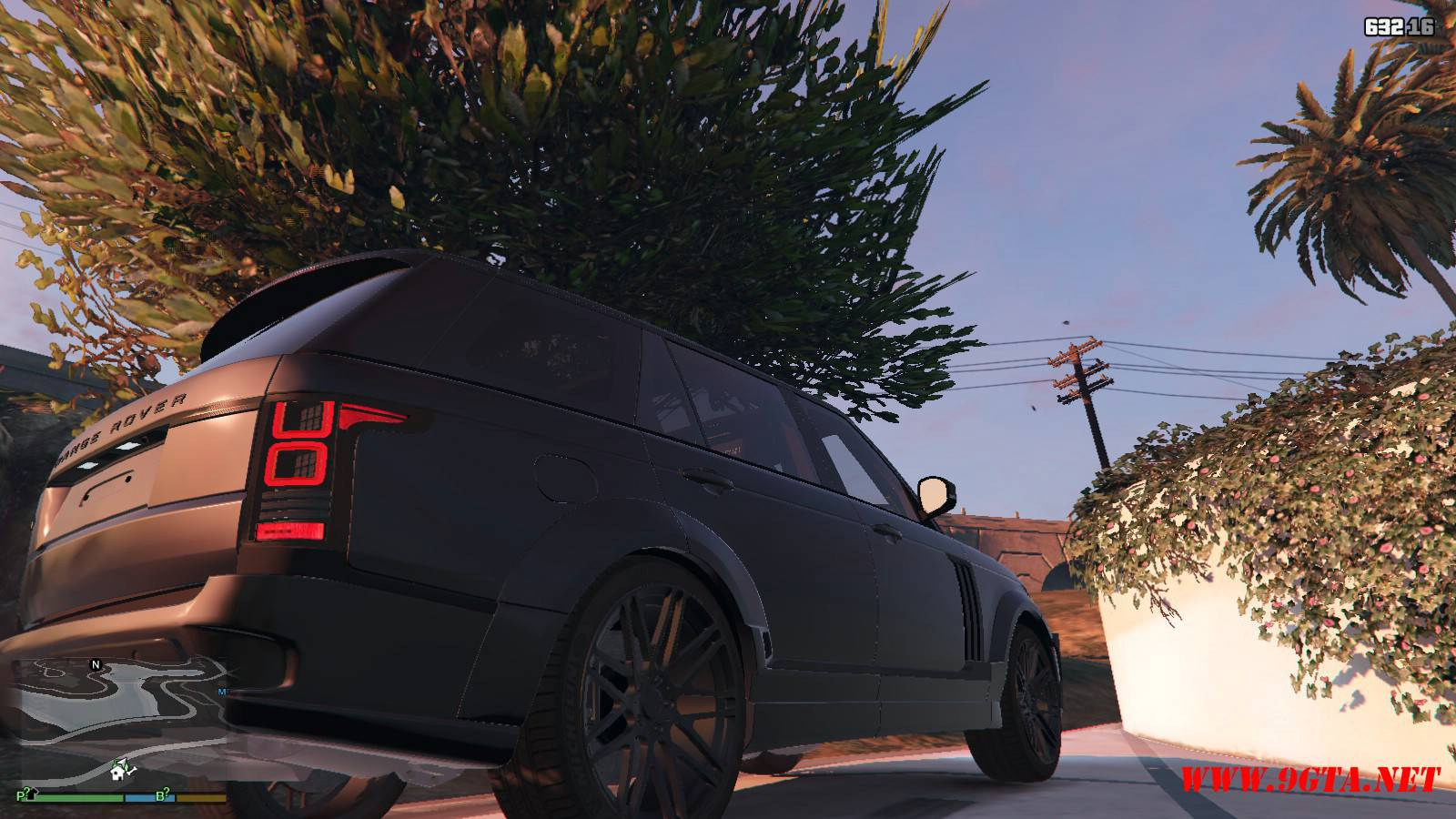 Range Rover Vogue Startech 2019 GTA5 mods (11)