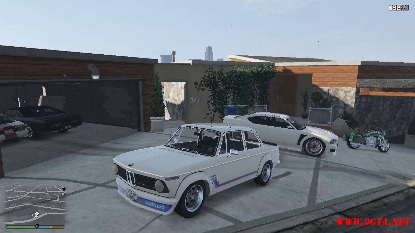 2002 BMW Turbo Mod For GTA5 (1)