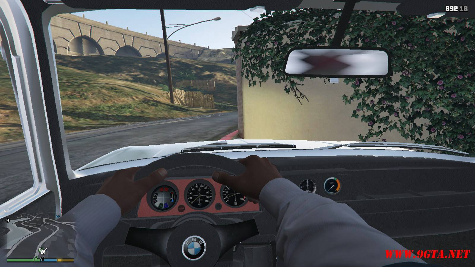 2002 BMW Turbo Mod For GTA5 (13)